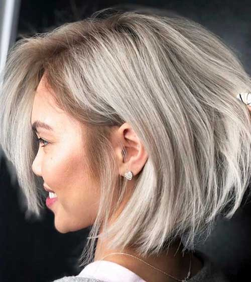Short Straight Hairstyles-19