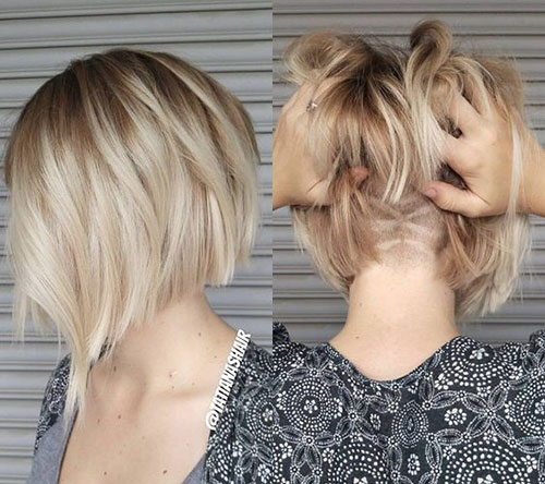 Short Graduation Haircuts for Women with Fine Hair-20