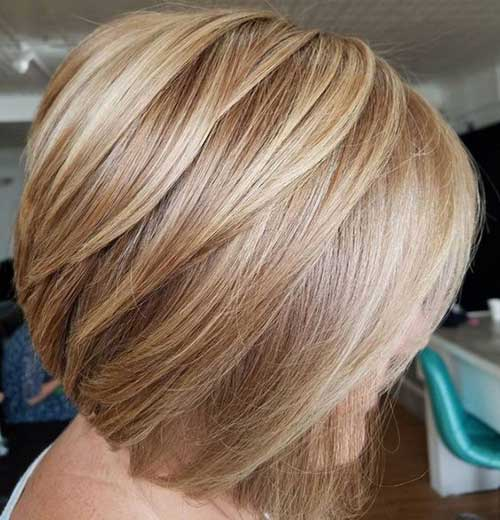 Short Hairstyles for Over 40-20