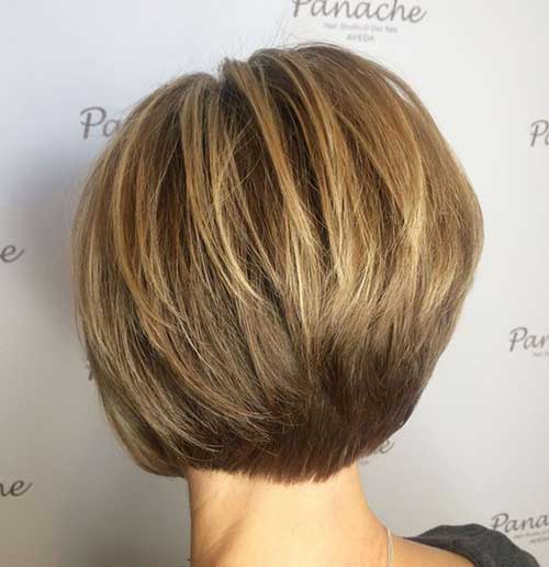 Short Hairstyles for Over 40-22