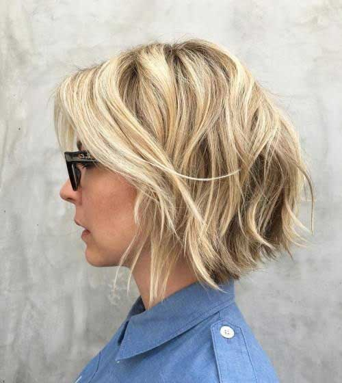 Short Hairstyles for Over 40-32