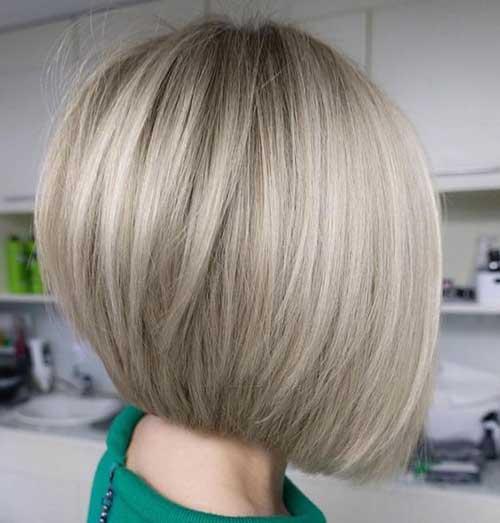 Straight Short Hairstyles-7