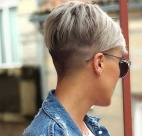 Short Pixie Haircuts Back View-7