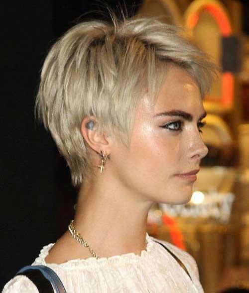 Very Short Layered Hairstyles
