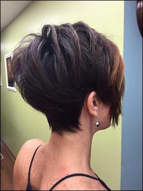 Cute Hairstyles for Short Hair-15
