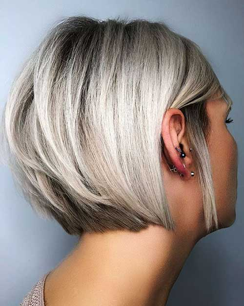 Short Hairstyles for Fine Straight Hair-15