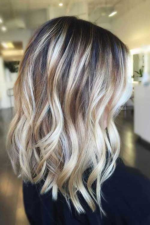 Bob Haircuts for Wavy Hair-18