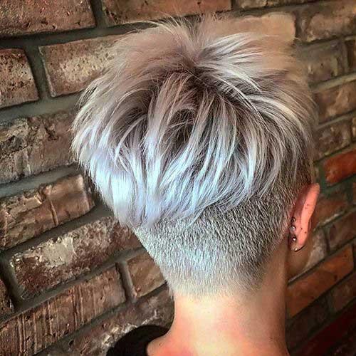 Cute Pixie Hairstyles for Short Hair-6