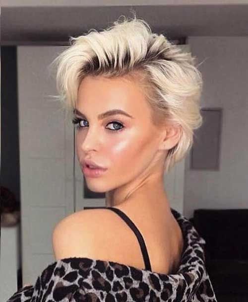 Blonde Pixie Hairstyles-8
