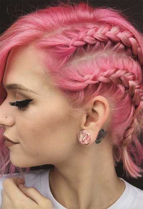 Short Braids Hairstyles-9