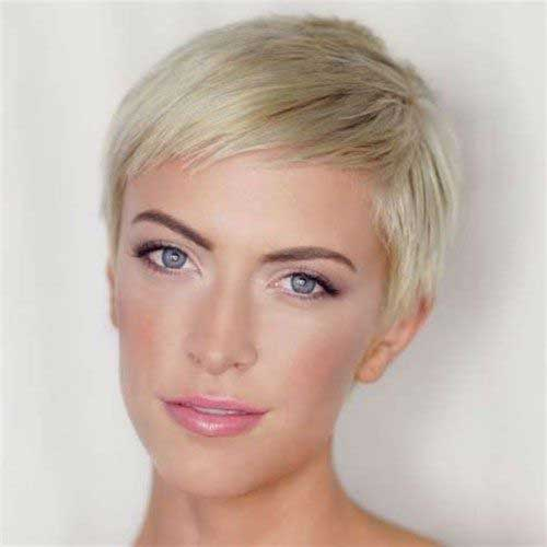 Short Hairstyles for Fine Straight Hair-9