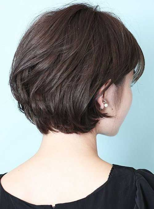Simple Short Bob Haircuts-9