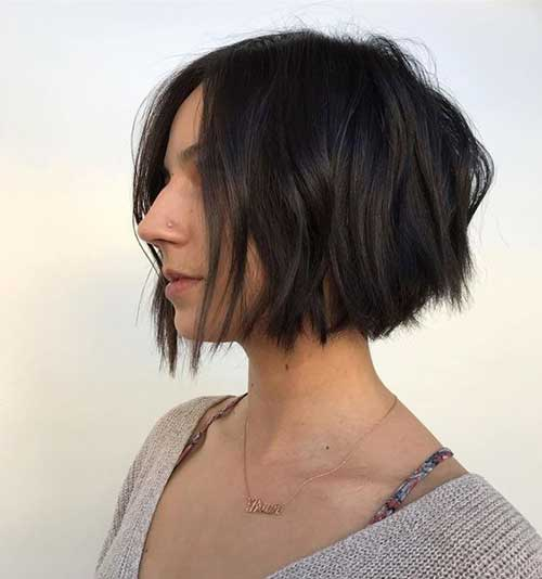 Cute Short Bob Cuts