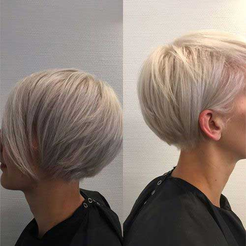 Short Haircuts for Fine Straight Hair 2019