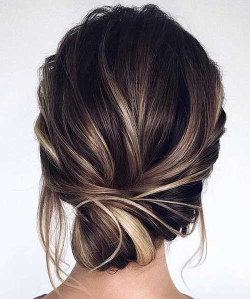 Short Updo Hairstyles-11