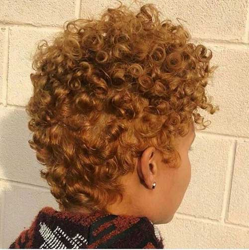 Cute Hairstyles for Short Hair Black Girl-20