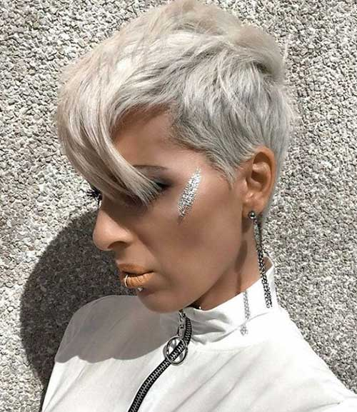 Layered Pixie Crop Haircut-9