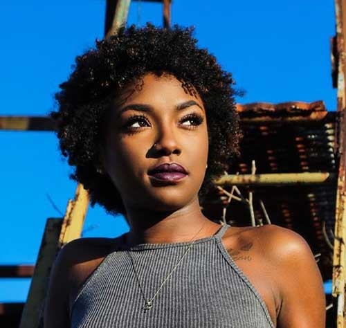 Short Hairstyles 2019 Black Female