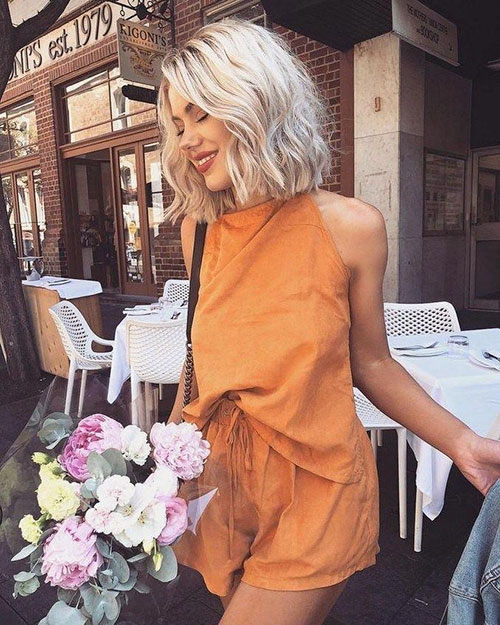 Super Cute Bob Hairstyles