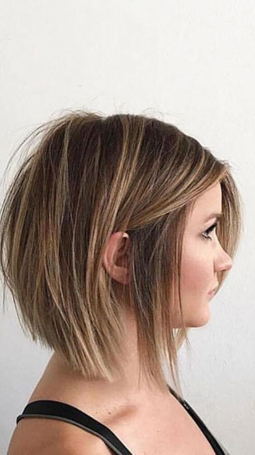 Cute Bob Cut Hairstyles