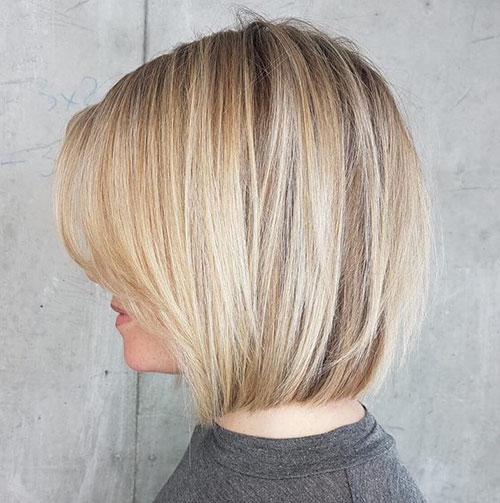 Hairstyles For Short Length Hair