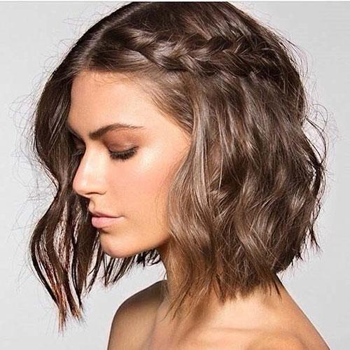 Short Length Haircuts