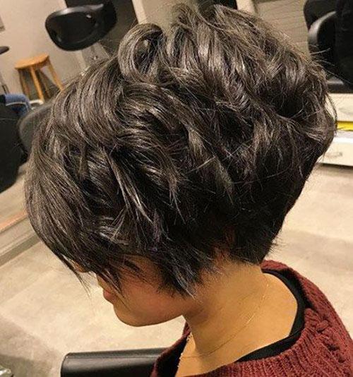 Very Short Curly Hair