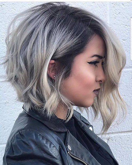 Plus Size Short Hair