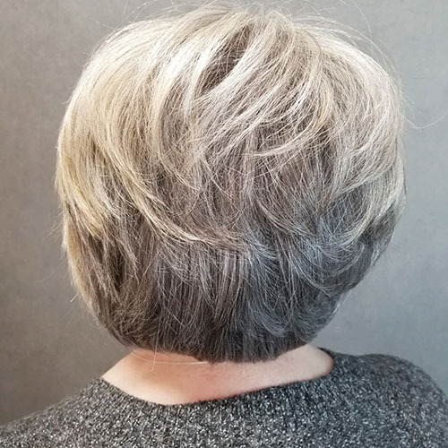 Short Layered Haircut Ideas