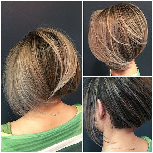 Layered Hair For Short Hair