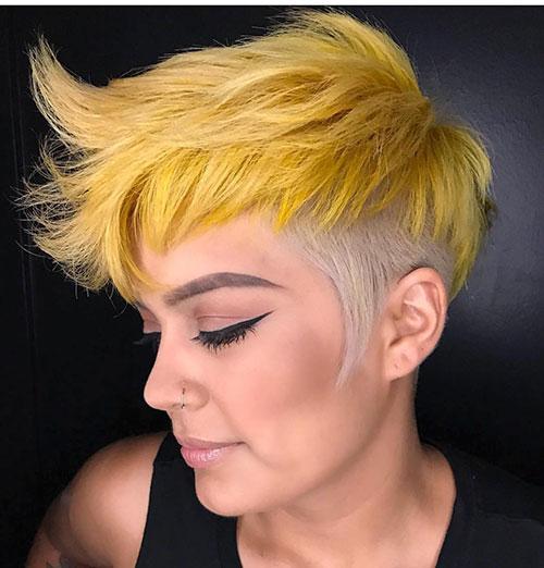 Trendy Short Haircuts 2020