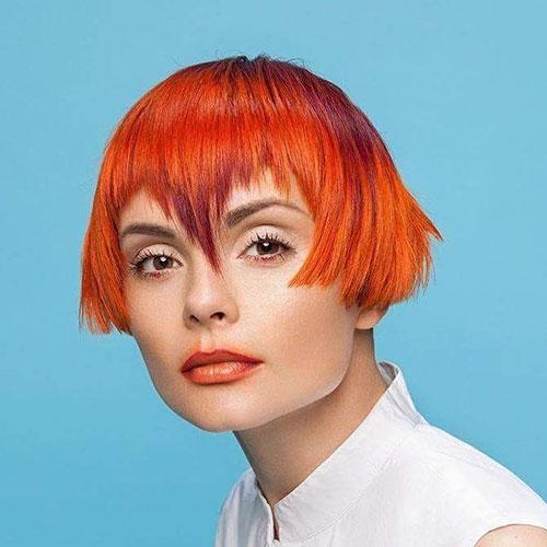 Short Trendy Hair 2020