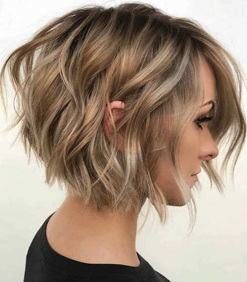 Trendy Short Haircuts 2020