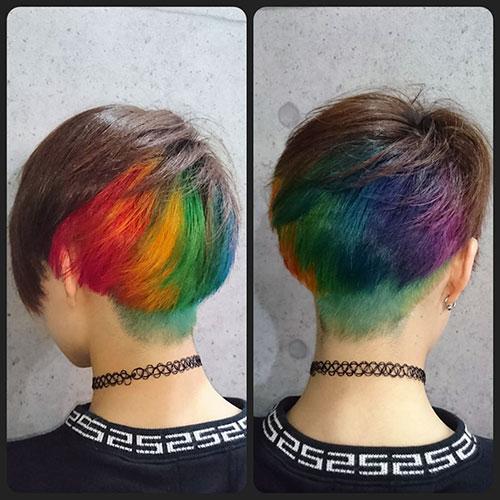 Street Style Short Hair