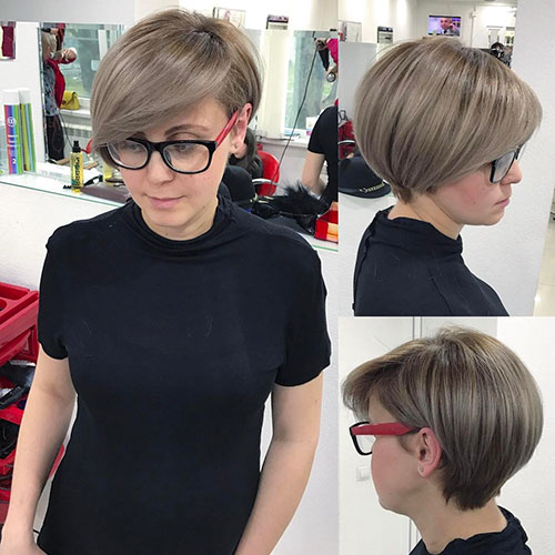 Good Short Haircuts For Girls