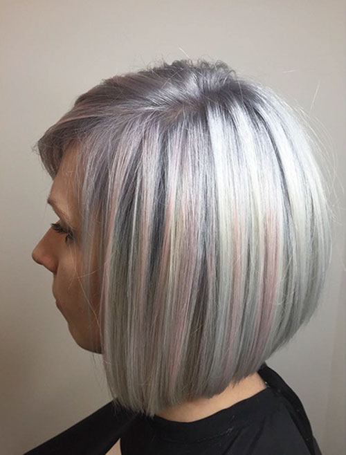 Best Hair Color For Short Hair