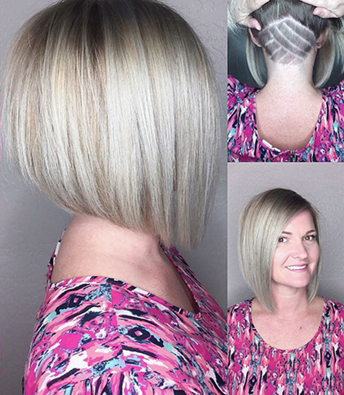 Pics Of Short Undercut Hairstyle