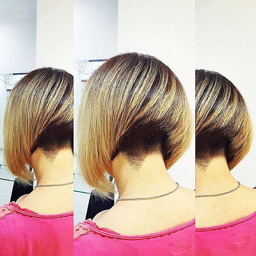 Images Of Short Undercut Hair 2020
