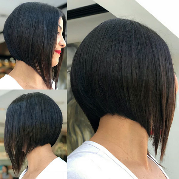 Ideas Of Inverted Bob Haircuts
