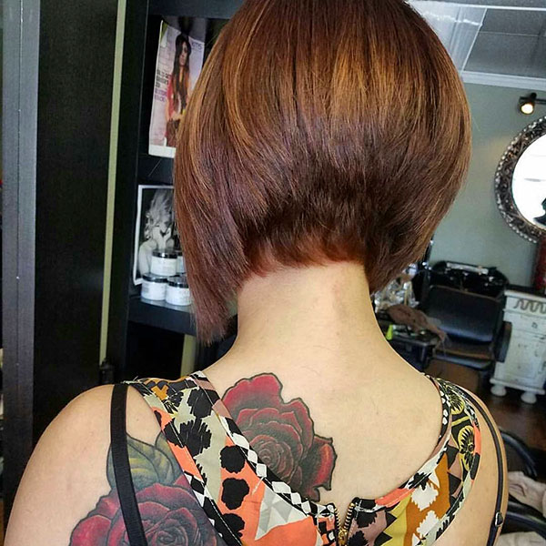 Cute Inverted Bob