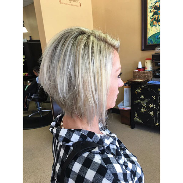 Inverted Bob Styles