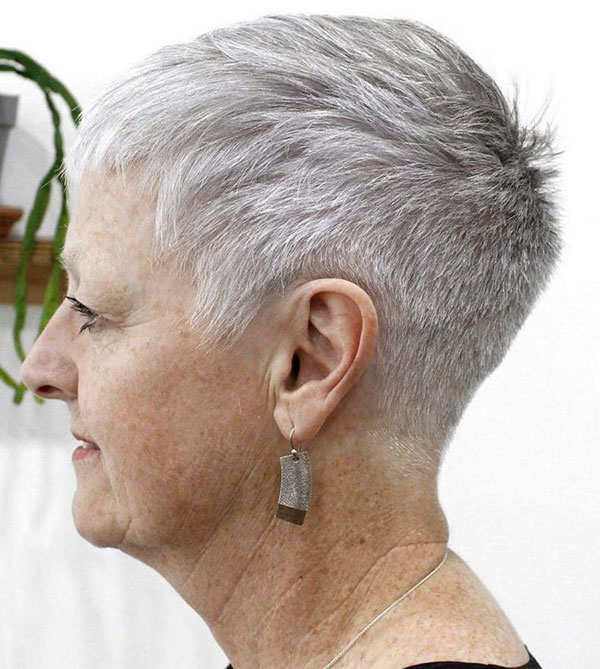 Nape Hairstyles For Short Hair