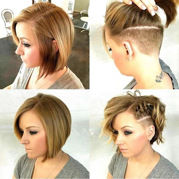 Undercut Hair Ideas For Short Hair