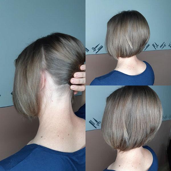 Cool Short Undercut Hair