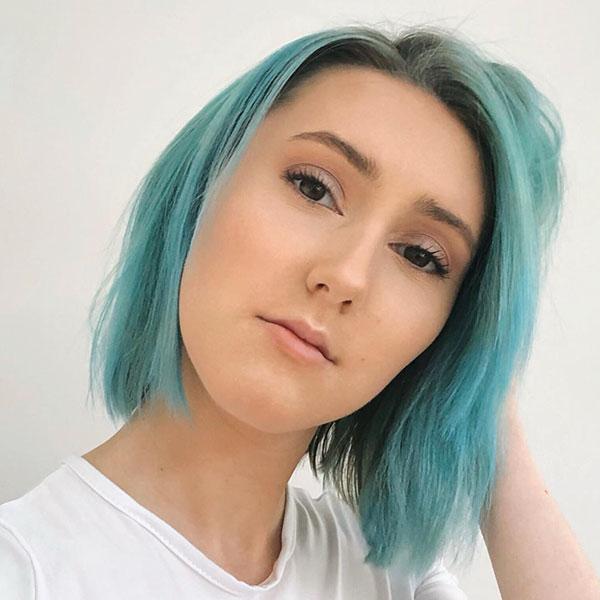 Orange Hair Color Ideas For Short Hair