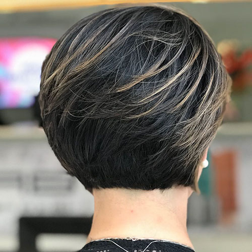 Latest Short Layered Hairstyles