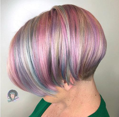 Short Cut Hair Style