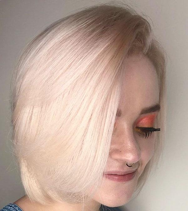 Short Hairstyles For Pretty Hair