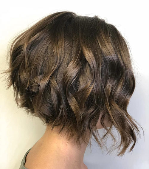 Short Haircuts And Styles