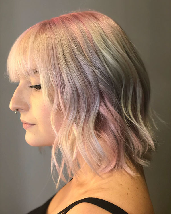 Short Hairstyles For Orange Hair